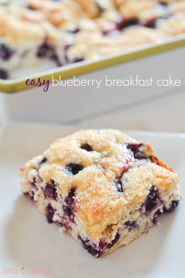 Blueberry Breakfast Cake - lemon-sugar.com -1976a