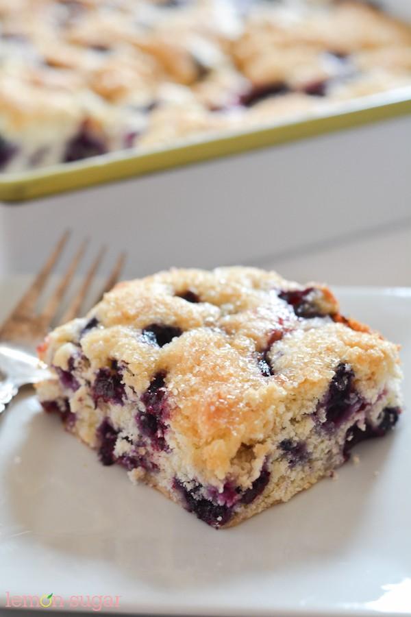 Blueberry Breakfast Cake - lemon-sugar.com -1983