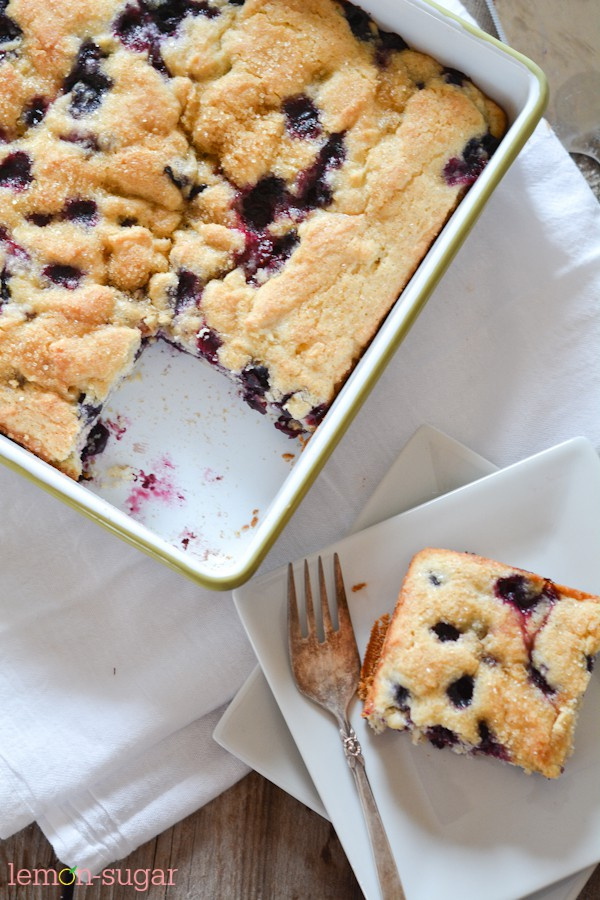 Blueberry Breakfast Cake - lemon-sugar.com -1985