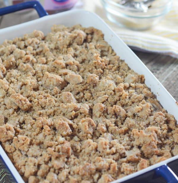 Brown Sugar Crumb Cake - lemon-sugar.com -2005