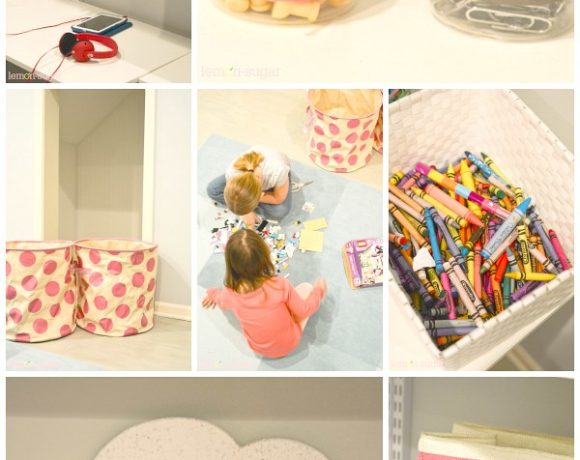 A Playroom Makeover:  Part 3 – The Reveal!