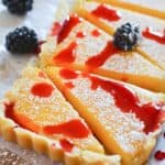 Lemon Blackberry Tart - Lemon Blackberry Tart-1946
