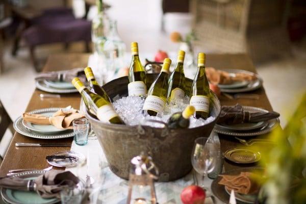 Summer Wine Tasting with Sonoma Cutrer | lemon-sugar.com