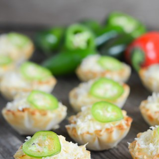 Jalapeno Popper Bites - lemon-sugar.com