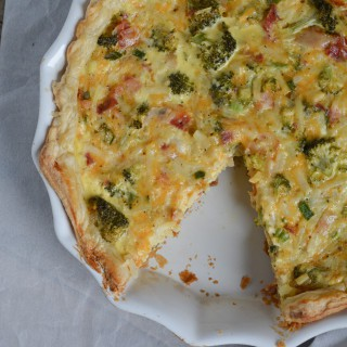 Loaded Baked Potato Quiche-4