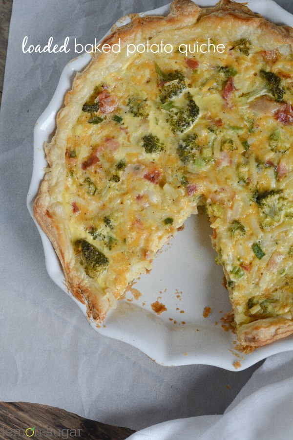 Loaded Baked Potato Quiche-4a