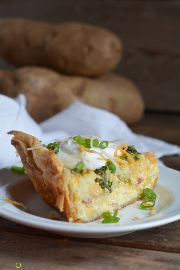 Loaded Baked Potato Quiche-6