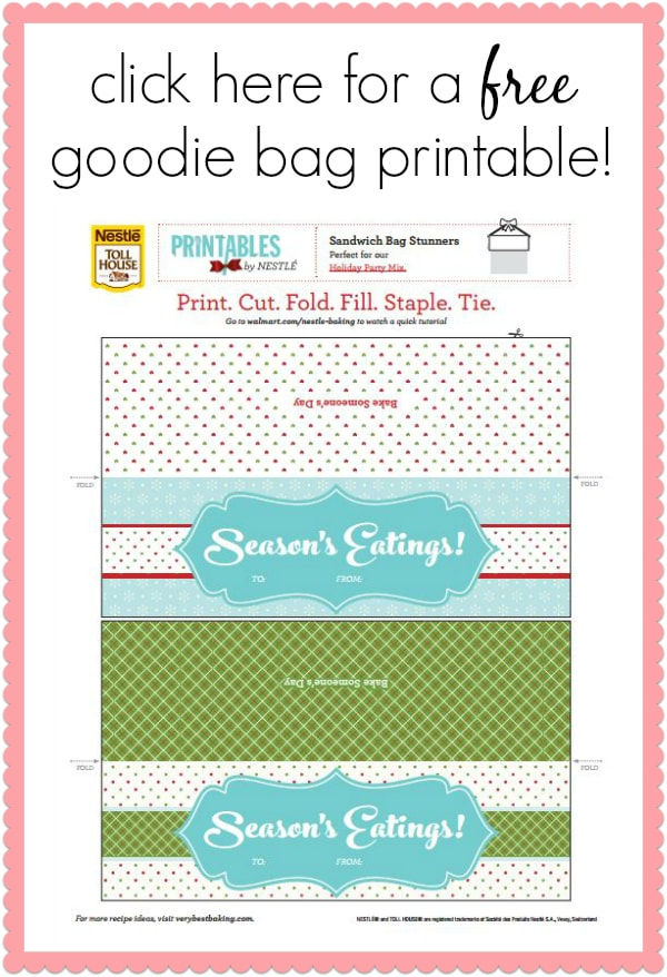 Free Printable from Nestle
