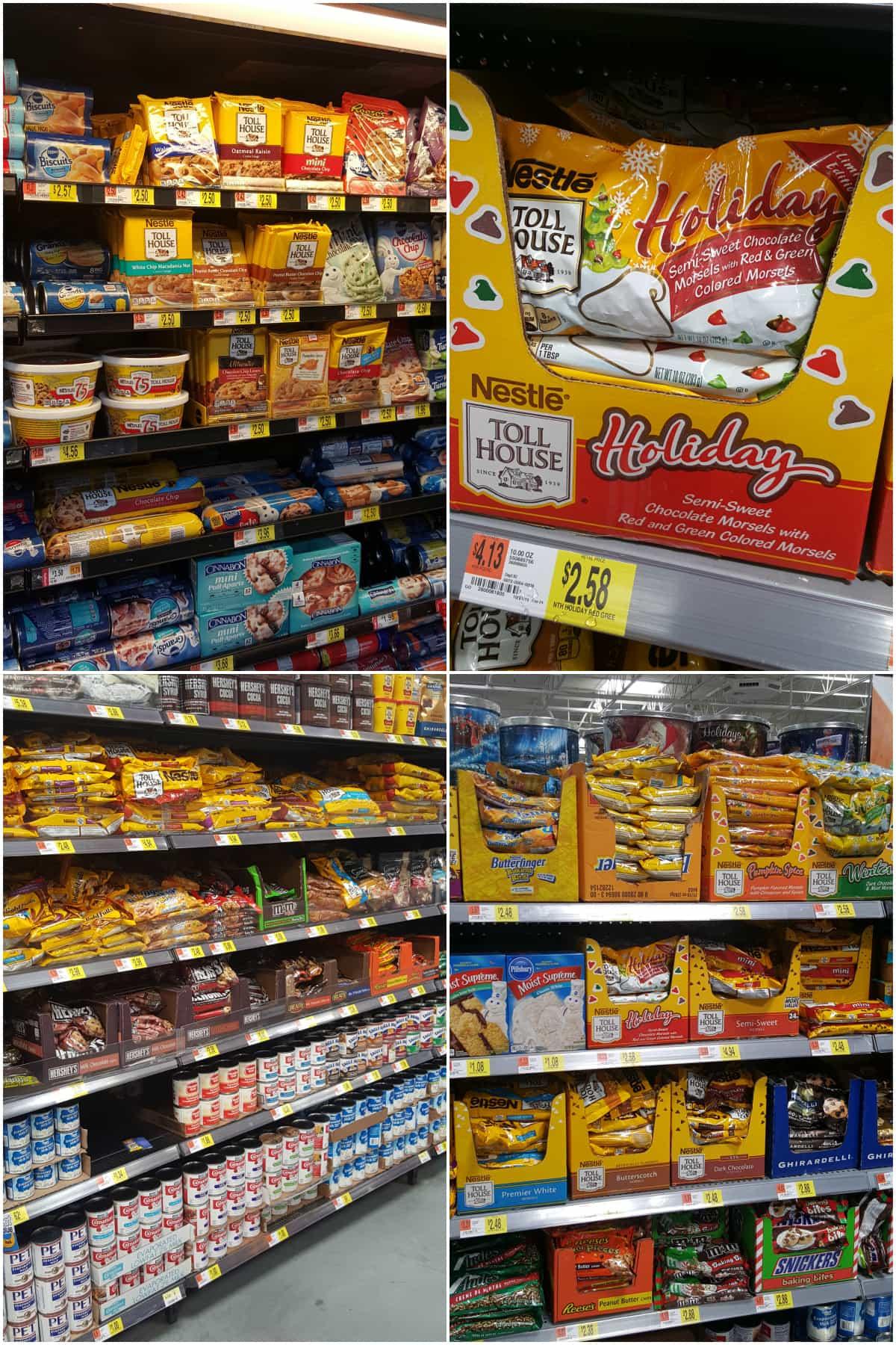 Nestle at WalMart