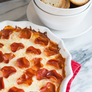 Pizza Dip - lemon-sugar.com-4992
