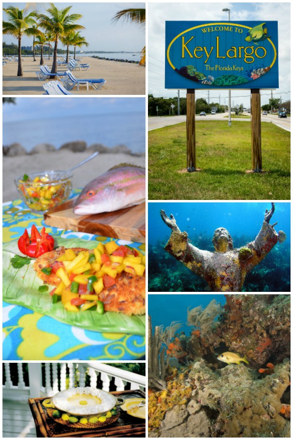 Key Largo Collage